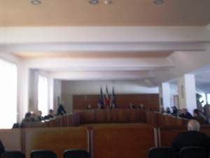 sala consiliare