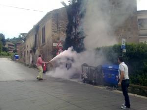 incendio comune