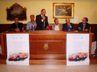 auto storiche premiazione