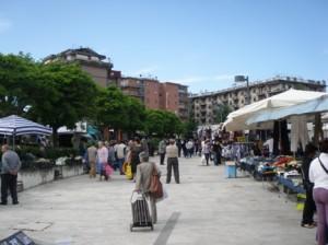 mercato parco acacie