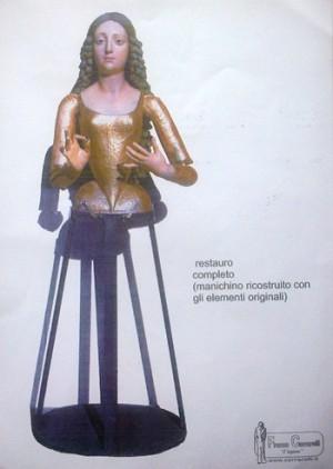 madonna della cintura