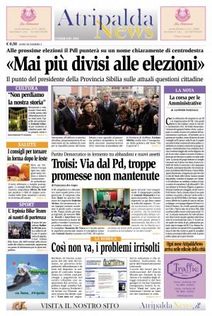 AtripaldaNews febbraio 2011