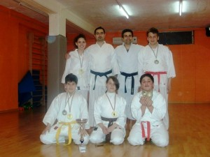 raion karate
