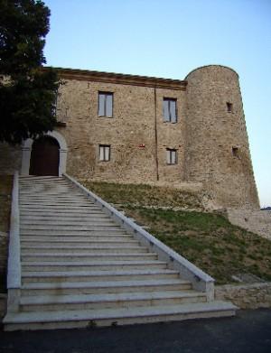 castello san barbato