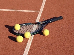 tennis-racket-balls