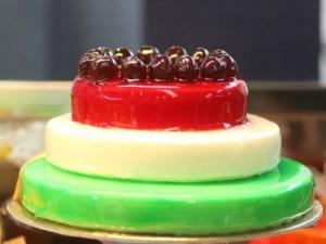 torta-tricolore