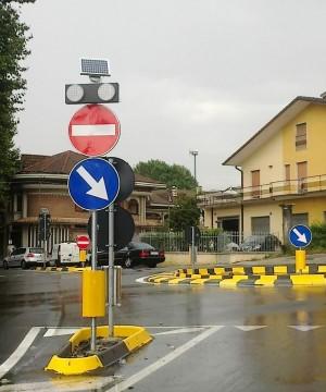 incrocio via Appia