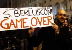 berlusconi_striscione