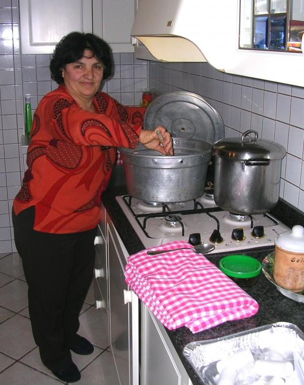 ciclismo -sig-italia-cuoca-della-squadra