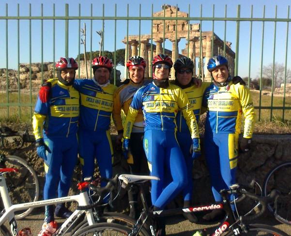 paestum circolo amatori della bici