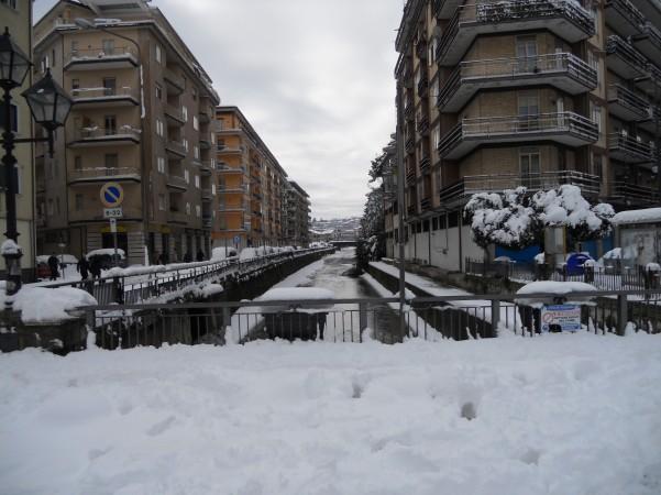 neve-fiume-sabato