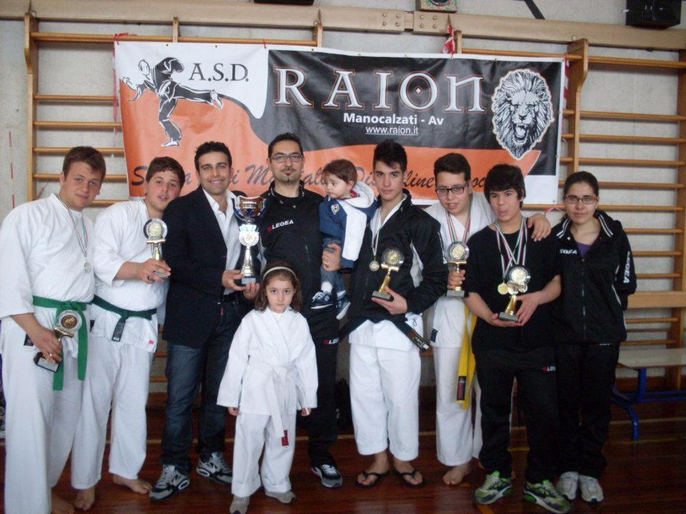 karate raion