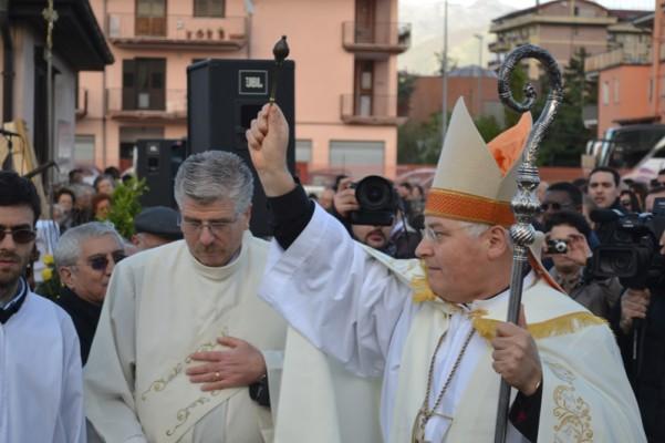 benedizione chiesa c.da spagnola