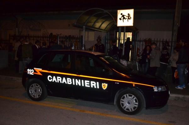 carabinieri via cesinali seggi