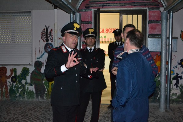 carabinieri seggi