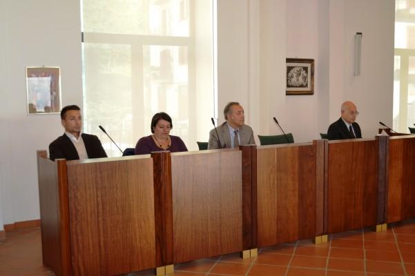 consiglio comunale d'insediamento spagnuolo - minoranza