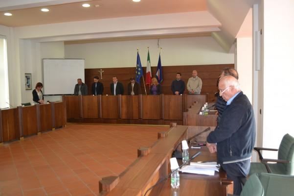 consiglio comunale d'insediamento spagnuolo