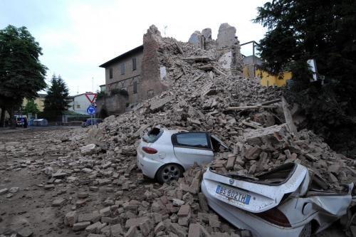 Terremoto in emilia la provincia scende in campo idea for Cronaca galatina oggi