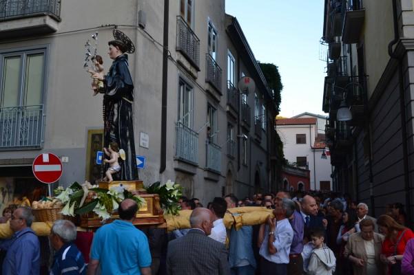 sant'antonio processione
