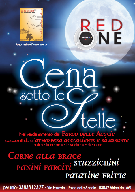 cena-sotto-le-stelle-red-one