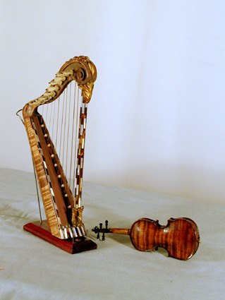 arpa-violino