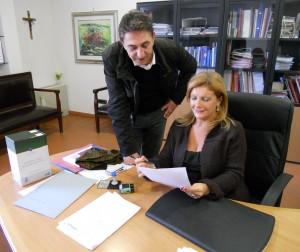il-delegato-mimmo-landi-con-il-segretario-clara-curto2