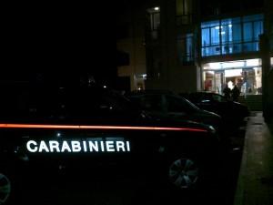 carabinieri Santa Rita