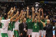 Coppa Italia Pallolo, la coppa
