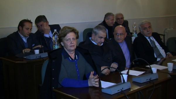 opposizione consiglio provinciale de-simone