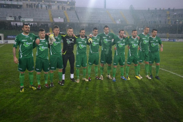 Squadra Avellino Carrarese