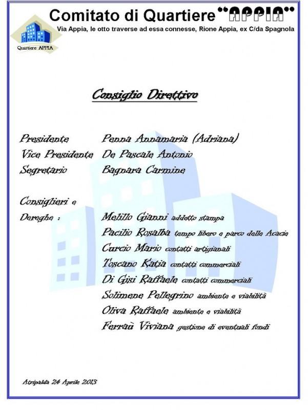 comitato-appia-nuovo-direttivo1