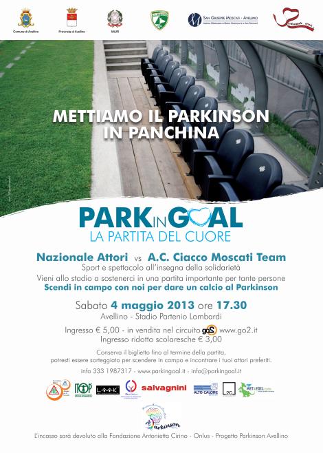 park-in-goal