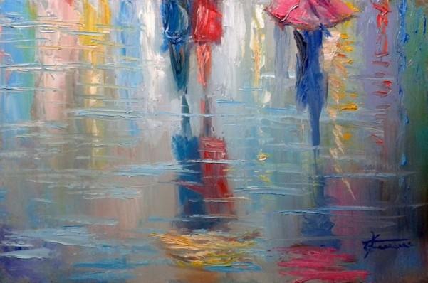 pioggia-e-riflessi-dipinto-di-giuseppe-faraone