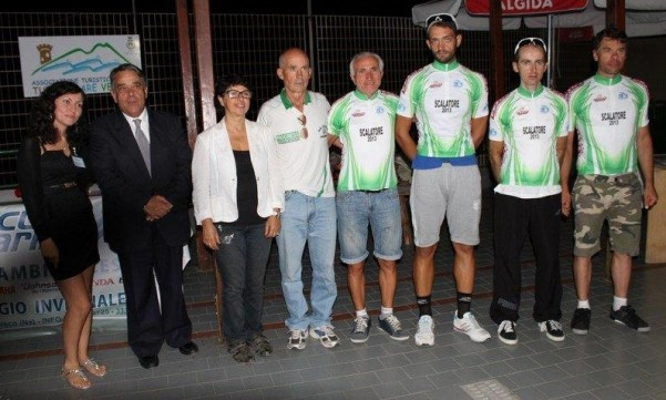 irpinia bike team-campioni-scalatori-2013