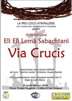 via-crucis-2014-locandina