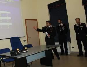 Merone Carabinieri conferenza2