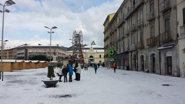 Nevicata Capodanno 2014 6