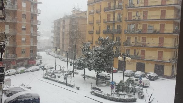 Nevicata Capodanno 2014 n.1