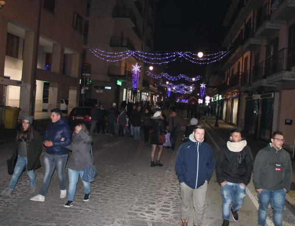 Notte bianca Natale 2014 n.1