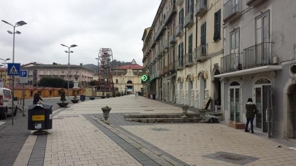 Piazza Umberto I, veduta3