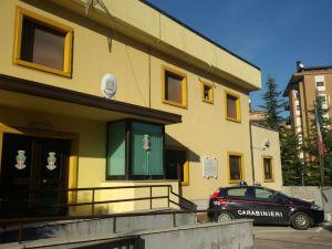 Stazione carabinieri Atripalda