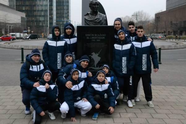 Taekwondo Team D