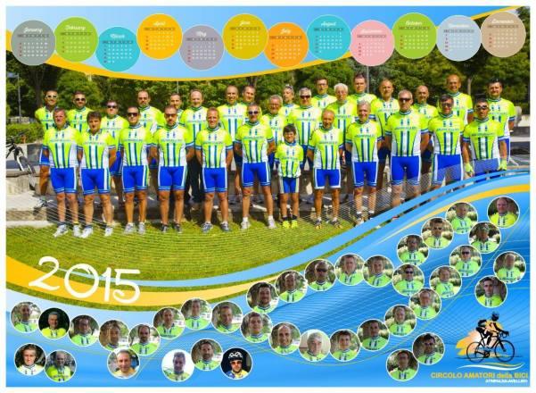 calendario circolo amatori bici
