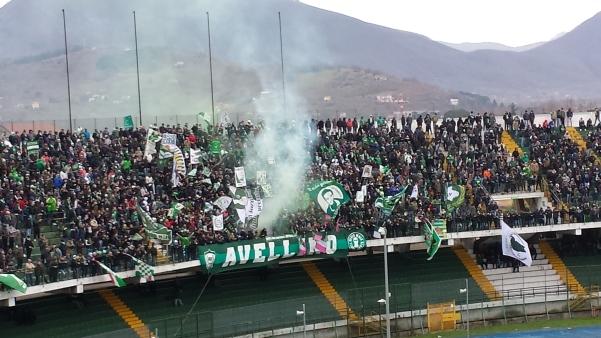 Avellino Cittadella Curva Sud