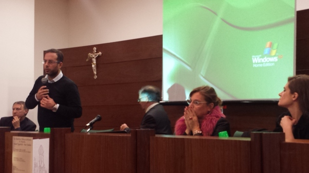 Basilica Paleocristiana, convegno4