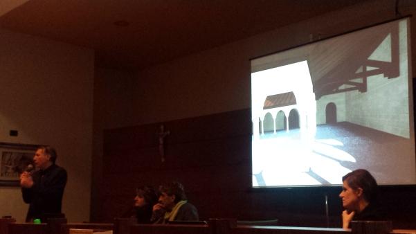 Basilica Paleocristina, convegno3