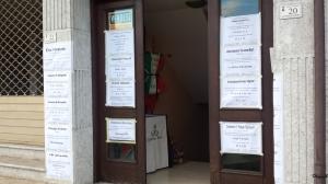 Funerali Elio Parziale manifesti1