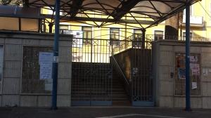 Scuola via Roma in lutto scomparsa Elio Parziale
