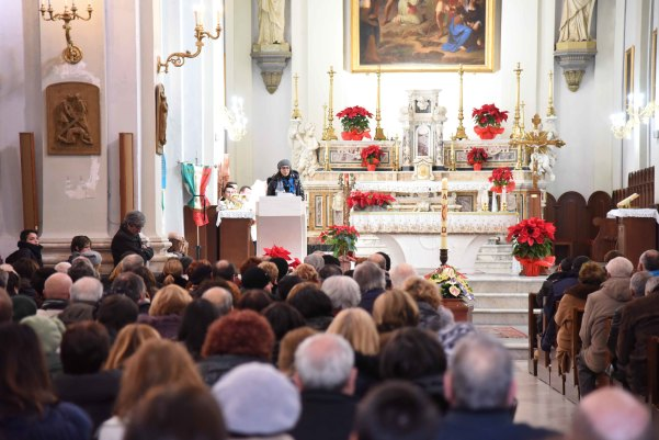 funerali Elio Parziale