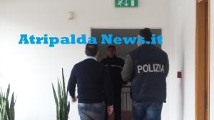 Blitz polizia al Comune3